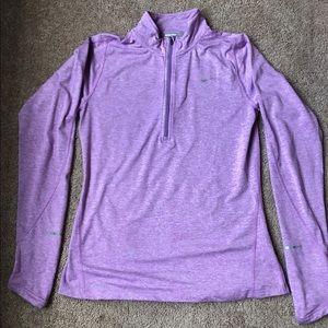 Nike Long Sleeve Quarter Zip